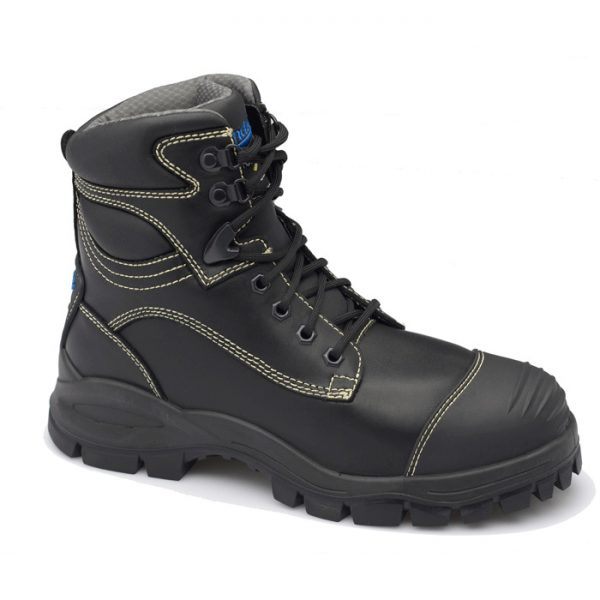 Blundstone 994 Lace Up Safety Boots Black-0