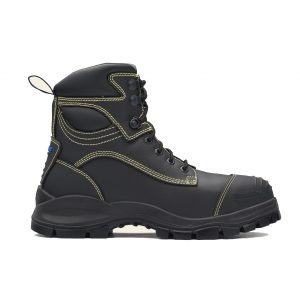 Blundstone 994 Lace Up Safety Boots Black