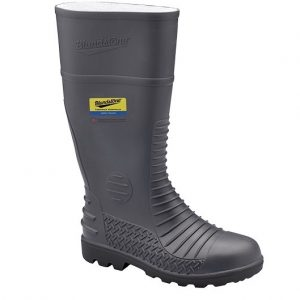 Blundstone 025 Safety Gumboots GreyBlundstone Safety Gumboots Grey 025 (MenBoots)