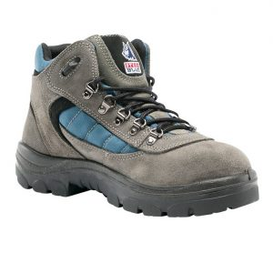 Steel Blue Wagga 312207 Safety Shoe Charcoal