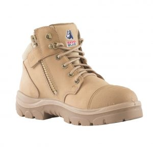 Steel Blue Parkes 312658 Zip Scuff Safety Boot