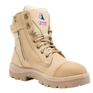 Steel Blue Southern Cross Zip 312661 Safety Boots