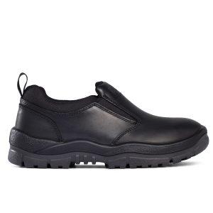 Mongrel 315085 Slip On Safety Shoe Black