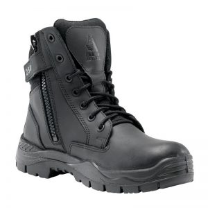 Steel Blue Enforcer 320250 Non Safety Boots Black