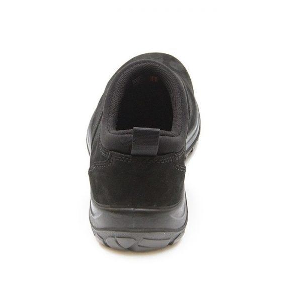 Oliver Slip On Safety Shoe Black 34-610 (MenBoots) back