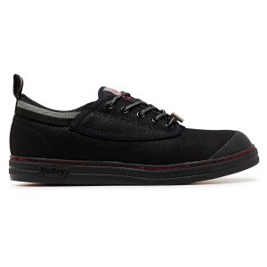 VOLLEY SAFETY SHOE BLACK 600073VOLLEY SAFETY SHOE BLACK 600073 -0