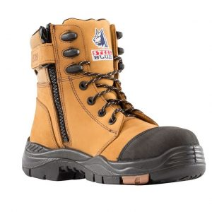Steel Blue Torquay Zip 617539 Safety Boots