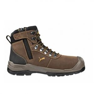 Puma 630227 Safety Sierra Nevada Brown Zip