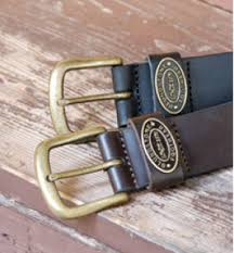 Blundstone Leather Belt-313