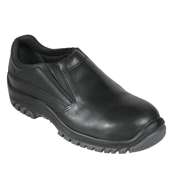 Mongrel Slip On Safety Shoe Black 315085 Black