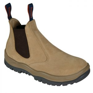 Mongrel 916040 Slip On Non Safety Boot WheatMongrel Slip On Non Safety Boot Wheat 916040