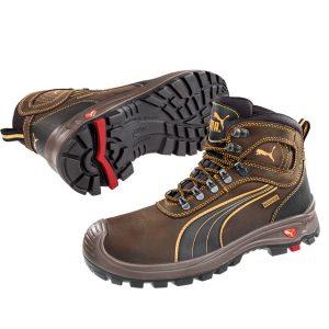 Puma 630227 Sierra Nevada Brown Water Proof Safety BootsPuma 630227 Sierra Nevada Brown Water Proof Safety Boots-0