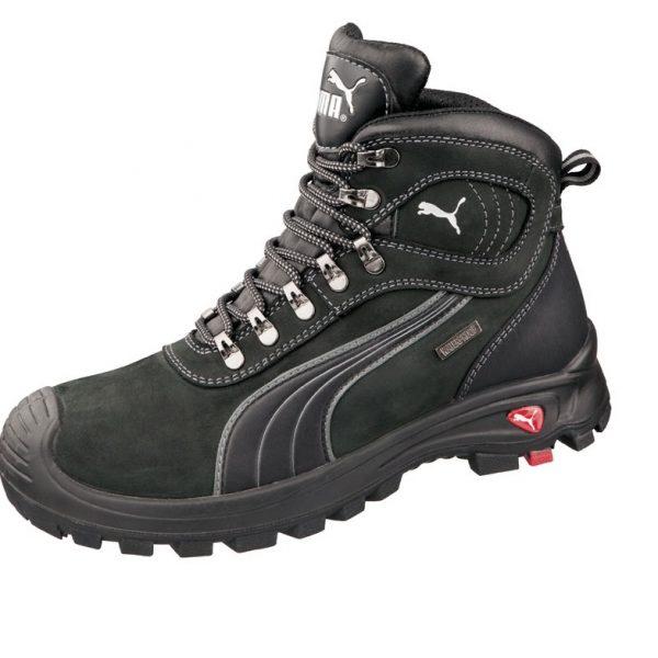 Puma 630527 Sierra Nevada Water Proof Safety Boots Black-1187