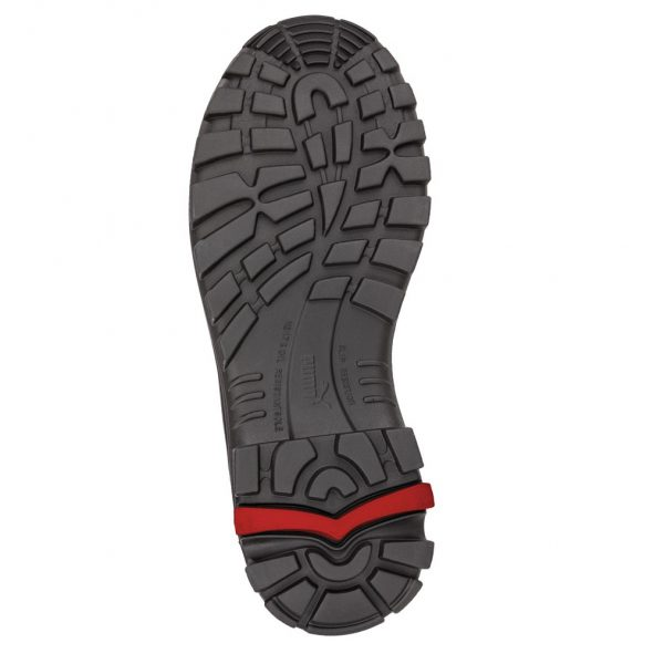 Puma 630527 Sierra Nevada Water Proof Safety Boots Black-1186