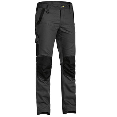 Cheap Work BootsBisley Flex N Move Pants BPC6130 Charcoal