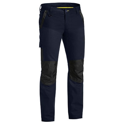 Cheap Work BootsBisley Flex N Move Pants BPC6130 Navy