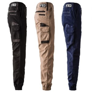 FXD WP-4 Stretch Cuffed Work PantsFXD Stretch Cuffed Work Pants WP-4 (Workwear Clothing) group