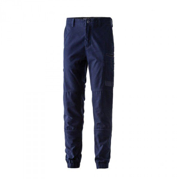 FXD Stretch Cuffed Work Pants WP-4 (Workwear Clothing) navy