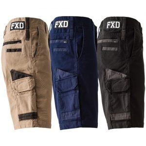 FXD WS-3 360 Degree Stretch Work ShortsFXD 360 Degree Stretch Work Shorts WS-3 (Workwear Clothing) group