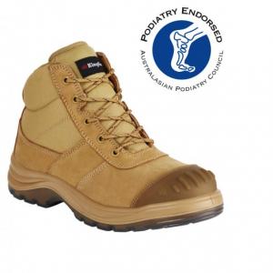 KingGee K27100 Tradie Safety Boot ZipKingee-Tradie-Safety-Boot-Zip-K271-Mens-Boots-Cheap-Work-Boots-1