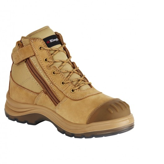 Kingee-Tradie-Safety-Boot-Zip-K271-Mens-Boots-Cheap-Work-Boots-2