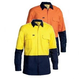 Bisley BS6415 Hi-Vis X Airflow™ RipStop L/Sleeve Shirtcheap work boots bisley BS6415_group