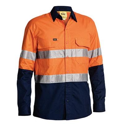 cheap work boots bisley BS6415T_Orange navy