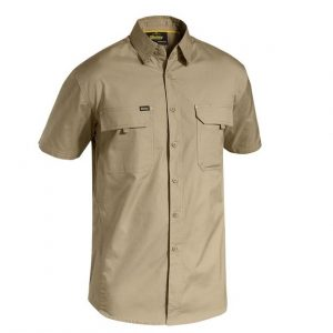 Bisley BS1414 X Airflow™ Ripstop Shirt - Short Sleeve