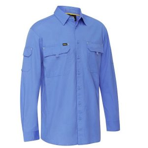 Bisley BS6414 X Airflow™ Ripstop Shirt - Long Sleeve