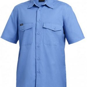 KingGee K14825 Workcool 2 S/Sleeve RipStop Shirt