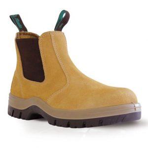 Bata Mercury 703-80514 Slip On Safety BootCheap work boots bata Mercury_Wheat A