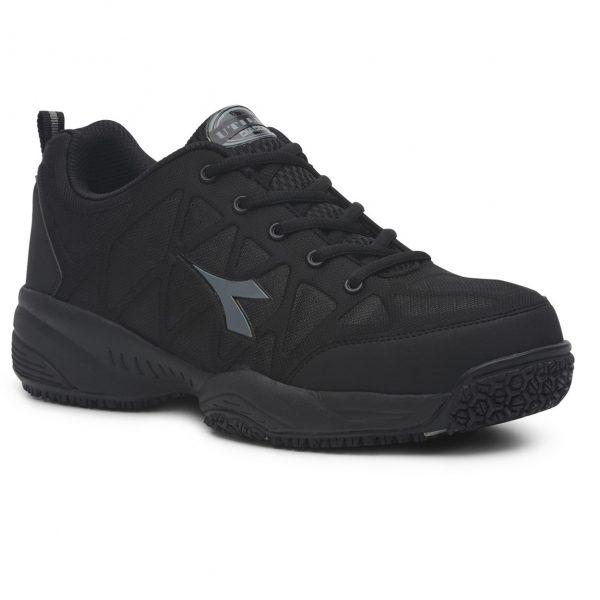 Cheap Work Boots Diadora Comfort Worker N2114M Safety Shoe Black