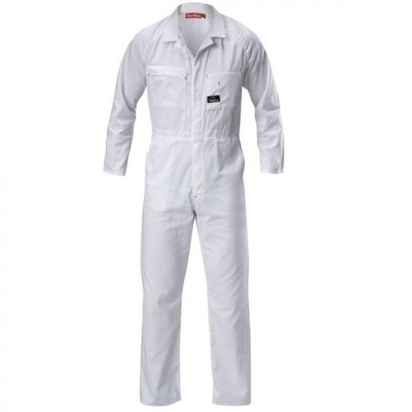 cheap work boots hard yakka Y00030_white