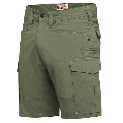 cheap work boots hard yakka Y05100_MILITARY GREEN side