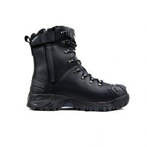 Gator GP2404 Polar Cool Room/Freezer Black Safety Boot