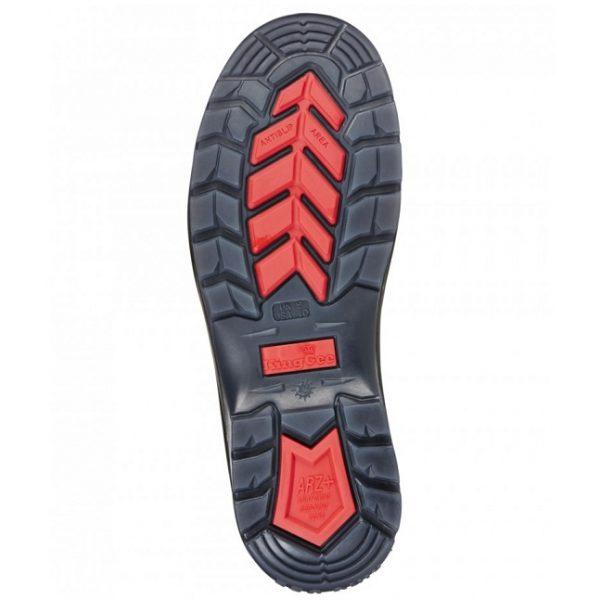 cheap work boots Kinggee Tradie Shield K23150_BLACK sole