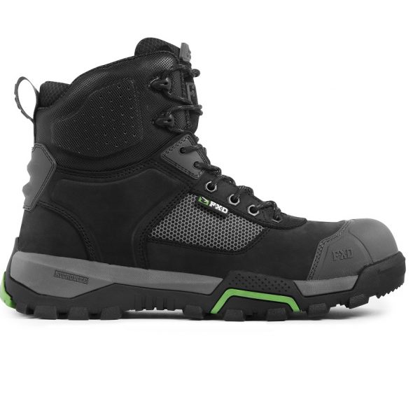 Cheap Work Boots FXD FXWB1 Black A