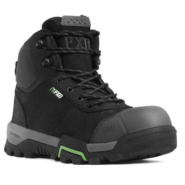 Cheap Work Boots FXD FXWB1 Black