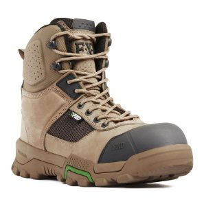 FXD FXWB-1 6.0 Zip Side High Safety BootCheap Work Boots FXD FXWB1 Stone