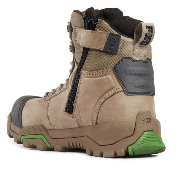 Cheap Work Boots FXD FXWB1 Stone