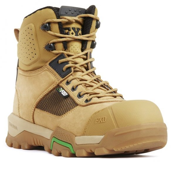 Cheap Work Boots FXD FXWB1 Wheat