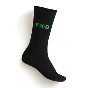 FXD SK-5 Bamboo Black Socks 2 PackCheap Work Boots FXD SK-5 Bamboo Socks 1