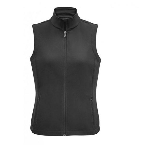 Cheap Work Boots Biz Collection J830L Ladies Apex Vest Grey