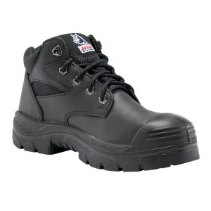 Steel Blue Whyalla 382108 Nitrile Bump PR Black Safety Boots