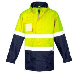 Syzmik ZJ357 Mens Ultralite Waterproof Jacket