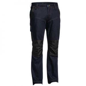 Bisley BP6135 Flex & Move™ Dark Denim Jeans