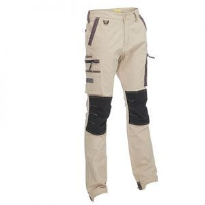 BPC6330 Flex & Move™ Stretch Utility Zip Cargo Pants