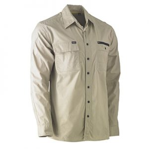 Bisley BS6144 Flex & Move Utility L/Sleeve Shirt
