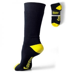 Bisley BSX7210 Cotton Work Socks 3 Pack