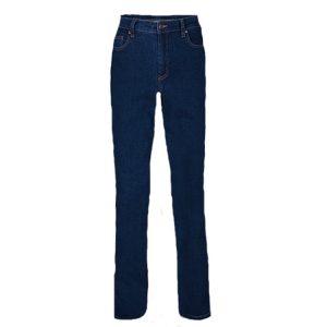Pilbara RM220LSD Ladies Stretch Indigo Stone Wash Denim Jeans